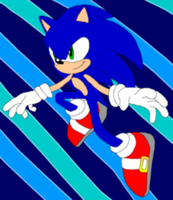 Sonic Wind by Mephilez