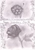 Valentine's Day Cards - 1 by 2Unkown2Know