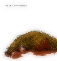 The Death of Grendel by Oneirnaut