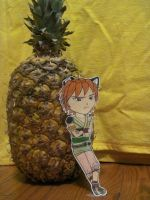 Pineapples are awesome by kitkatnis
