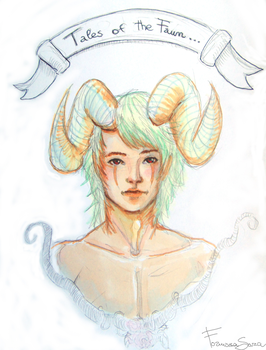 +Tales of the faun+ by SaraFormosa