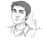 Young Tony Warm Up by CyanideEcstasy