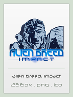 Alien Breed: Impact Icon by Shimmi1