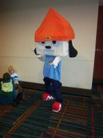 CTcon '12 - PaRappa the Rapper by TEi-Has-Pants