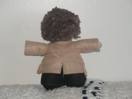 Castiel Amigurumi - Finished (Back) by catnmaus