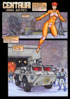 Dark Justice: page 1 by Kostmeyer
