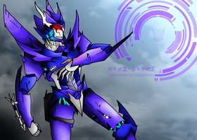 Fire-blade: Coloured by angelswake-tf