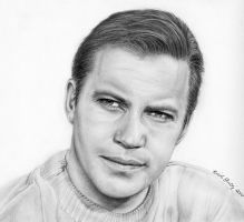 TOS Series: Captain Kirk by linus108Nicole