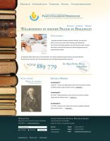 Homeopathy Webdesign by medienvirus