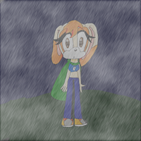 Standing in the Rain by ShadowRules4ever