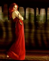 Lady in Red by ctribeiro