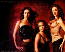 Charmed Fanmade Movie Poster by Toblerone22