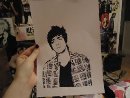 Jack Barakat - All Time Low by picturethishannah