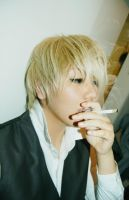DRRR_Shizuo II by cosplayer-neo