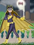Magical Batgirl! by DannimonDesigns