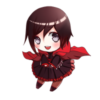 Ruby. by kichikutie23