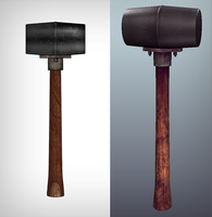 Props - Mallet by musegames