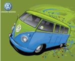 VW BUS by stxd3