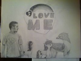 I love me by crown1995