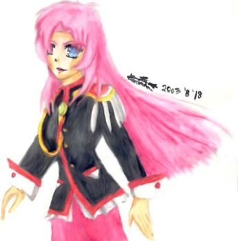 Utena Watercolor by xshiny
