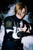 Leon S. Kennedy 'Soul remains' by Hirako-f-w