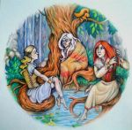 Norns by WingsOfOwl