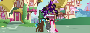My Little Pony: Watchers are Magic by Newmoonlove955
