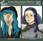 My Bby - Before and After by Radenn