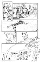 Spiderman and Friends Pg 3 by acarabet