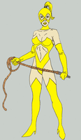 Dominatrix Yellow by Panthers07