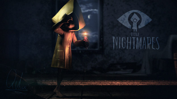 Little Nightmares Render by Qutiix