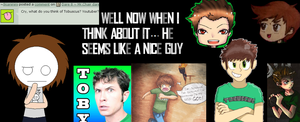 What I think about Tobuscus? **Cry Dare** by Ask-the-BroArmy