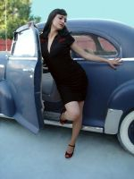 Pin-Up 3 by Trisa-Sxy-Stock