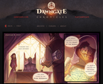 The Dawngate Chronicles - Page 6 preview by nicholaskole