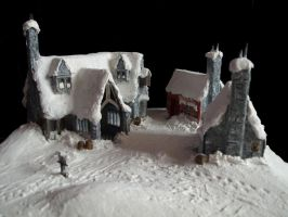 Hogsmeade by Gem90