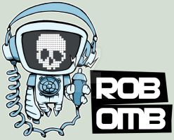Robomb Logo by DepartmentM
