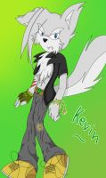 Kevin the Wolf by Larka-Lover