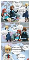Figure Comic: Zoo by Yami-Usagi