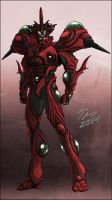 Gigantic Crimson 2014 by Guyver89
