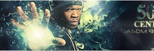 50 Cent - Abstract by JasomSM