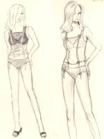 Two Styles - Mannequin by 7ANYA