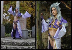 Kuja - Destroyer of worlds by Yurai-cosplay