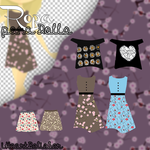 Ropa para Dolls by iHeartBelieber
