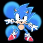 Classic Sonic by SparksChannel by SparksChannel6