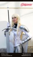Galatea 3 - Claymore by Evil-Siren