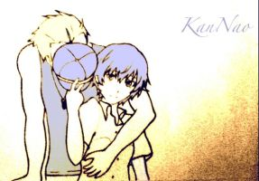 Request.Not in Public (KanNao) by Yurucchii
