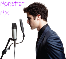 Darren Criss PNG 4 by TwilightCullenette