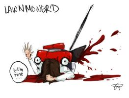 LAWNMOWER'D by ChiharuSato22