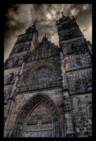 Kirche HDR by ceasetobeme