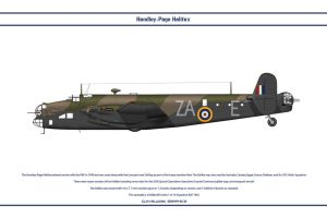 Halifax GB 10 Sqn 2 by WS-Clave